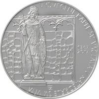 ČNB vydává letos pátou stříbrnou minci