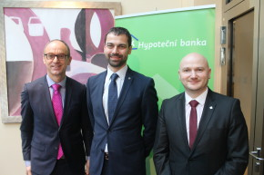 Hypoteční banka komentovala trh v roce 2017