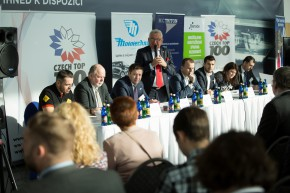 CZECH TOP 100 leaders met in Mototechna