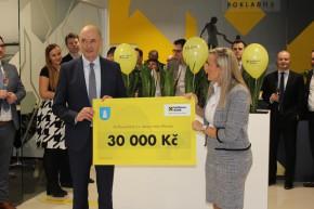 Raiffeisenbank otevřela pobočku v Blansku
