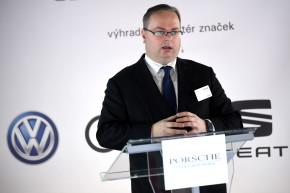 Porsche ČR povede manažer ze Škodovky