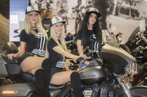 V Letňanech začal veletrh Motosalon 2019