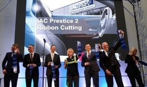 IAC začala vyrábět dveře pro auta v Přešticích