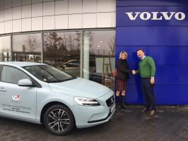 Volvo partnerem Roku Olgy Havlové