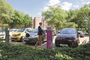 innogy a DKV chtějí společně do elektromobility