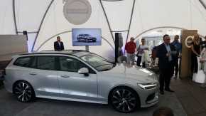 Volvo ukázalo model V60 před Arkádami