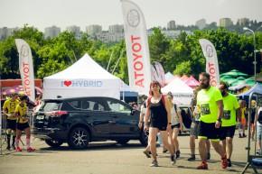 Toyota sponzoruje běžeckou RunTour 2018