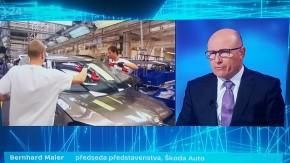 HN: Škoda chce ročně ušetřit 13 miliard korun
