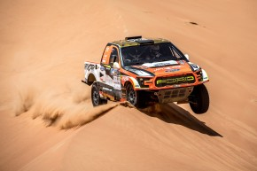 Martin Prokop odletěl na Dakar 2020