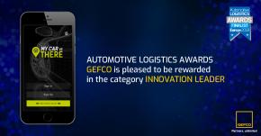GEFCO je Inovačním lídrem roku 2018
