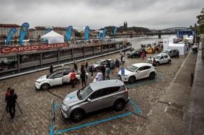 Na náplavce 2018 se ukázaly Toyota i Lexus