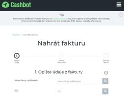EY je partnerem projektu Cashbot