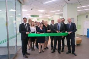 Sberbank přestěhovala pobočku v Ostravě