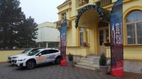 Porotci Auto roku 2019 testovali na Jílovišti