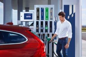 Čerpadla Benziny začala nabízet zimní naftu