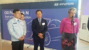 Ministryně: pobídka pro Hyundai se ČR vyplatila