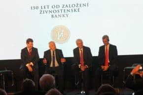 UniCredit Bank slaví 150. výročí Živnobanky