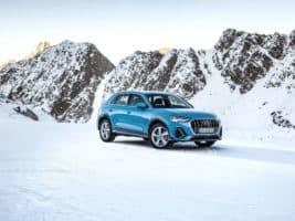 Prodejci Audi berou objednávky na novou Q3