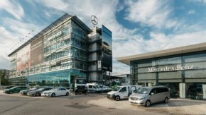 Mercedes-Benz Vans od května s novým PR manažerem