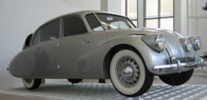 Tatra gratuluje M. Zikmundovi ke 100. narozeninám