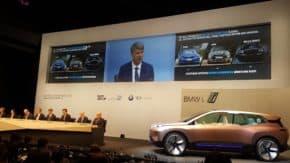 BMW plánuje úspory aby mělo na elektromobily