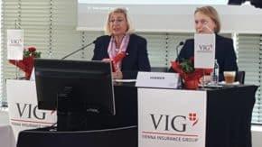 VIG letos s nárůstem pojistného a zisku