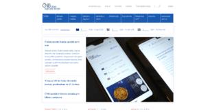 Česká národní banka spouští nový web