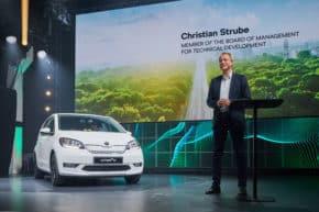 Škoda skočila do éry elektromobility v Bratislavě