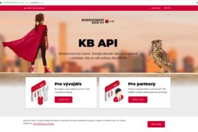 KB má nový API portál