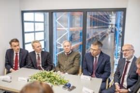 ACO otevřelo logistické centrum v Přibyslavi