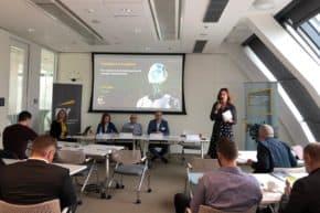 Finanční ředitelé diskutovali v EY o inteligentní automatizaci
