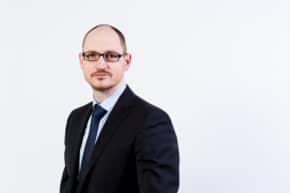 Nový šéf marketingu v Gebrüder Weiss