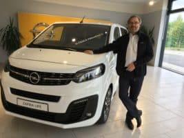 Opel ukázal první Zafiru Life v ČR