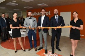 Wüstenrot otevírá v Plzni své Regionální centrum