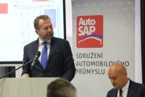 AutoSAP: produkce vozidel na loňské úrovni
