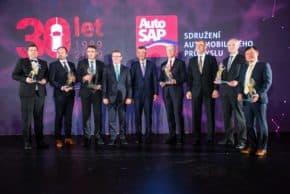 AutoSAP slavil 30 let ve Španělském sále