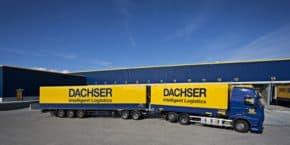 DACHSER otevírá nový sklad v Karlsruhe