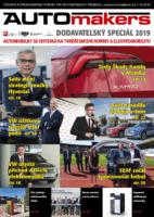 Speciál Automakers shrnul léto 2019 v českém autoprůmyslu