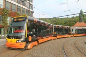 ČSOB podpoří Linku bezpečí z plateb v tramvajích