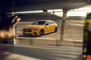 Češi točili brand video pro Mercedes AMG