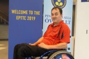 Zvolánek bojuje o účast na své páté paralympiádě