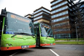 Praha vypsala tendr na nákup elektrobusů