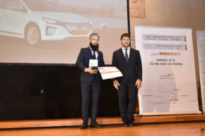 Hyundai IONIQ Electric má českou ekocenu