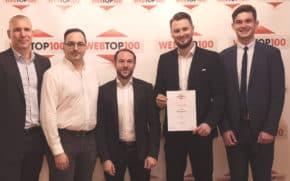 WebTop 100: ING.CZ na stupních vítězů