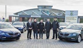 Volkswagen FS: 500 octavií pro kriminálku