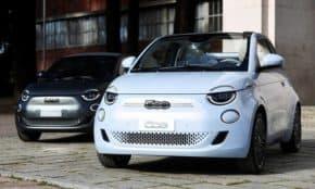 Fiat unveils electric 500 in Milan despite virus fears