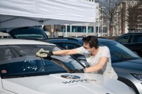 Carsharing HoppyGo: 17 aut pro organizaci ADRA