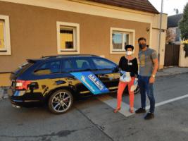 AAA AUTO vozí pomůcky pro pražské lékárny