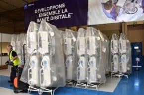 GEFCO přepraví 1000 nemocničních lůžek týdně