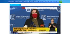 Maláčová rozjíždí program Antivirus